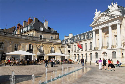 Dijon, Liberation square
