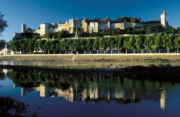 Royal Castle of Chinon