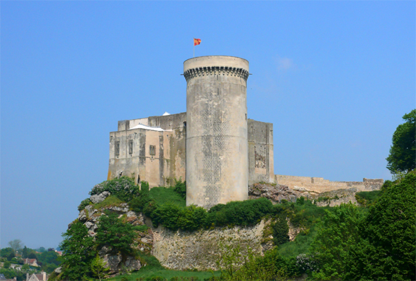 chateau of Falaise