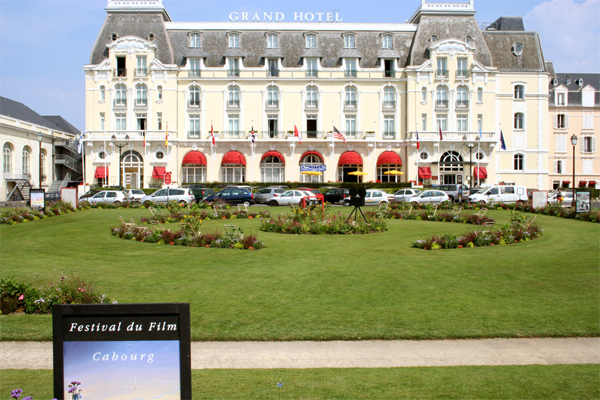 Cabourg movie festival